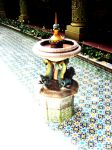 Arab fountain by Rikiicherry