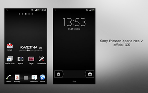 Xperia Neo V official ICS by vito26x8