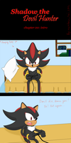 Devilhunter comic - Intro by rainbow-sai