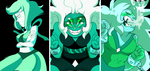 Malachite by zamii070