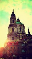Prague by Shaany