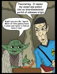 Yoda N' Spock by Lordwormm