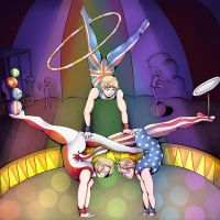 Family Circus by EvilLemonDemon