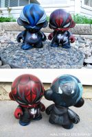 Munny Brothers by nedashi