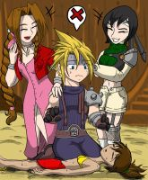 Cloud gives Pricilla CPR by Rindalia
