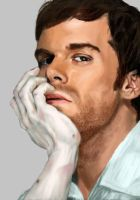 Michael C. Hall as Dexter by UltimateHurl