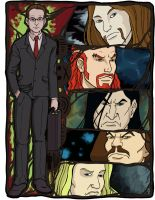 The Metalocalypse Has Begun by flamingpigeon