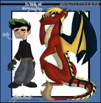 Mission Jake and Dragon Ron by Serge-Stiles