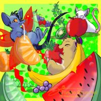 Have some Vitamin C by JB-Pawstep