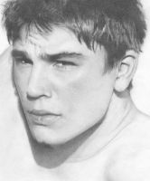 Josh Hartnett by mergandevinasandar