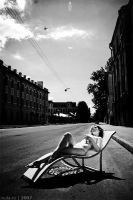 Sunbath. by vuda