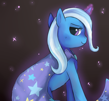 Da Great and Powerful Trixie by Cherkivi