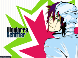 Ulquiorra Vector Wall by stellarr