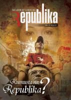 republika tabloid maiden issue by klutosis