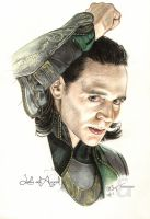 Loki of Asgard by TheDoThatGirl