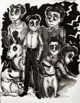 a boy and his dog by undead-medic