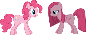 Annoyed Pinkie Spie by RainbowCrab