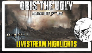 Obis The Ugly (Livestream Highlights) by Vendus