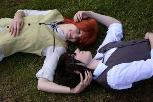 Young Sarumi Shoot - XXXIX by the-xiii-hour