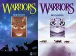 Redrawn Warriors Covers TNP 1-2 by Shadowstar-12