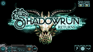 Shadowrun Returns Rainmeter Skin by szkieletor73