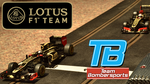Lotus F1 Testing in London...Sort Of by TeamBombersports