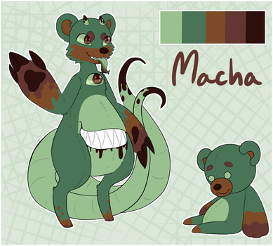 Macha by chipperpony