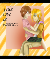Love Is Kosher by ScarsAndStripes