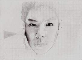 cheating with grid TOP pencil by BachChoi