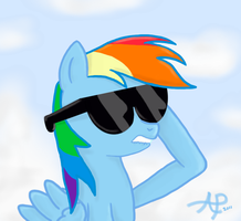 Rainbow Cool by sgtgarand