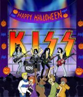 Scooby Doo Meets KISS by Scoobygirl17