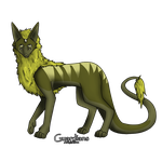 xWanzerx : Zaadan by GuardianAdoptables