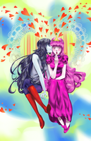 AT. So Many Hearts by greyeille