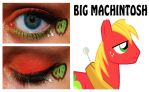 Makeup Is Magic Big Machintosh by nazzara