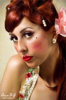 Pin up Beauty Make up 4 by Andrei-Mischievous