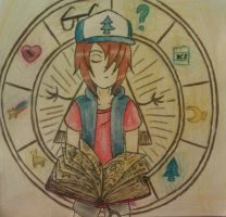Dipper Pines by demonlucy