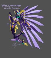 WIP TF:A Wildwarp by SeishinKibou