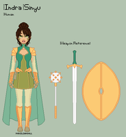 ToS - Indra Reference Sheet by porcelian-doll