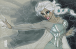 Elsa 11/27/2014 by Hodges-Art