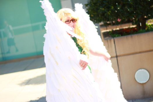 Otakon 2013 - Aziraphale(PS) 42 by VideoGameStupid