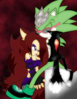 .:AT:. Absolute Dark Couple by HollowXDreams