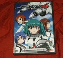 Stratos 4 Return to Base DVD by TheGreatWiseAss