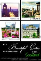 Icons - BeautifulCity Scotland by lilbrokenangel