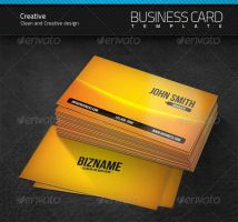 Creative Business Card by artnook