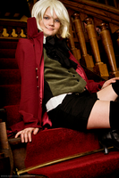 Alois Trancy by MerwillaCosplay