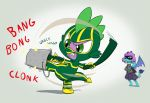 Kick Ass Spike by doubleWbrothers