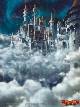Castle in the Clouds by Feig-Art