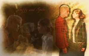Buffy and Spike by AlLwAyStHeRe4u