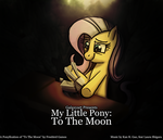 MLP: To The Moon 3 by Galaxyart