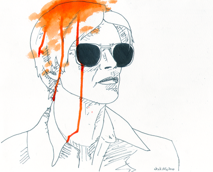 The Man Who Fell to Earth by miracledrug